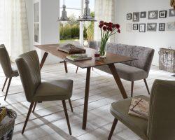 voglauer eckbankgruppe v montana in wildeiche mit lederbezug m bel polt m belhaus. Black Bedroom Furniture Sets. Home Design Ideas