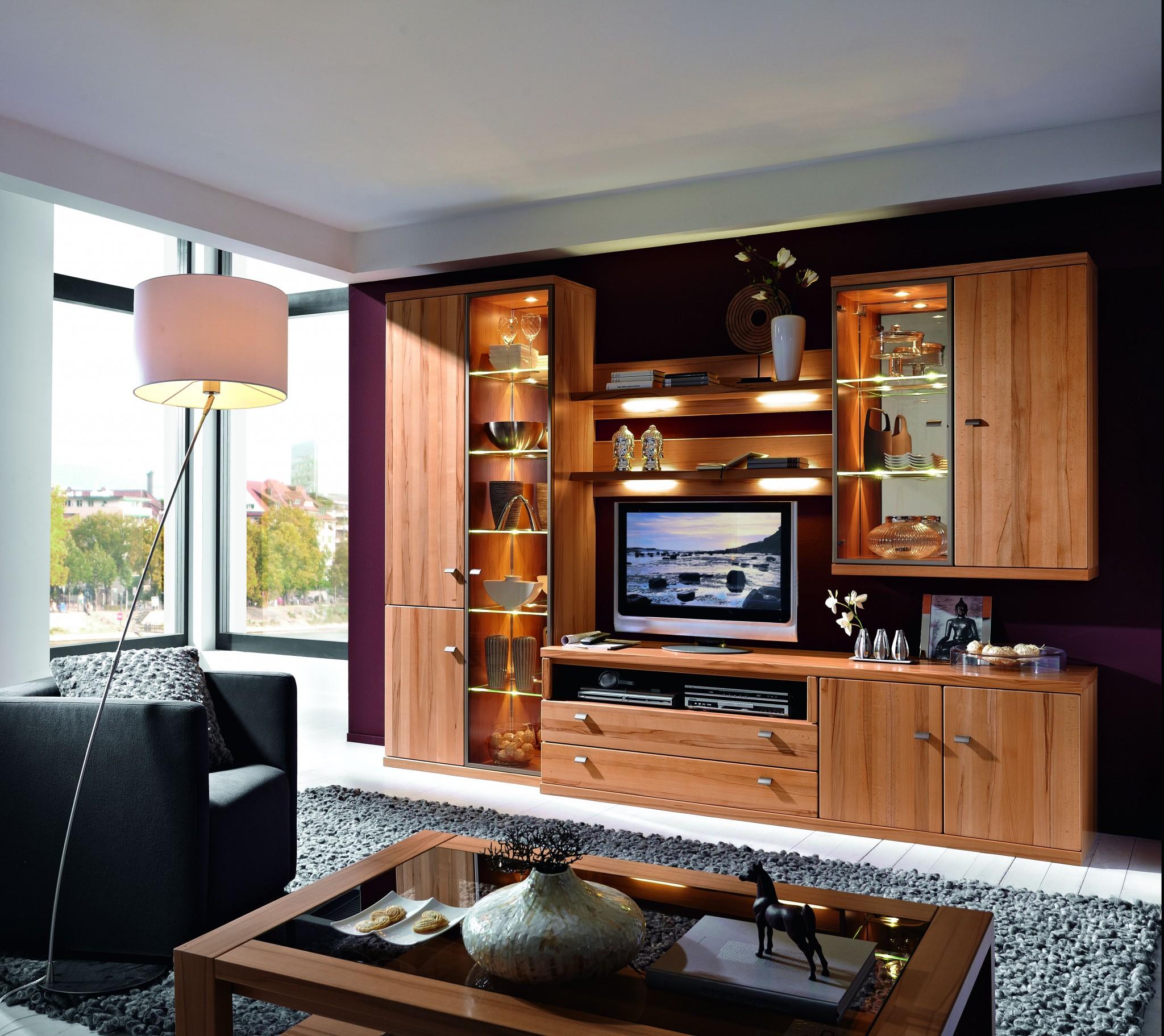 wohnwand mit stauraum free klassische gunstige weis kleine moderne wohnwande stauraum modern. Black Bedroom Furniture Sets. Home Design Ideas