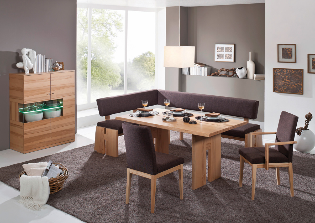 eckbankgruppe varese in kernbuche massivholz m bel polt. Black Bedroom Furniture Sets. Home Design Ideas