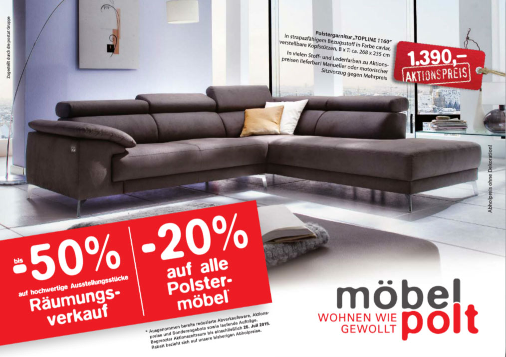 aktuelles m bel polt m belhaus. Black Bedroom Furniture Sets. Home Design Ideas