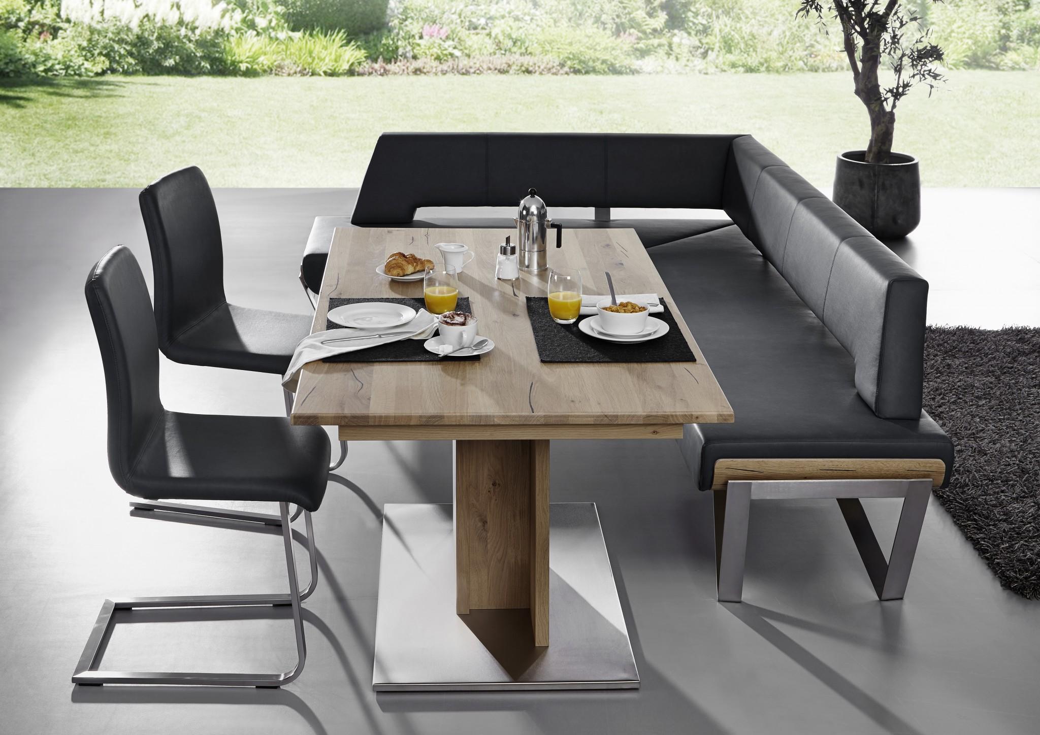 eckbank modernes design. Black Bedroom Furniture Sets. Home Design Ideas
