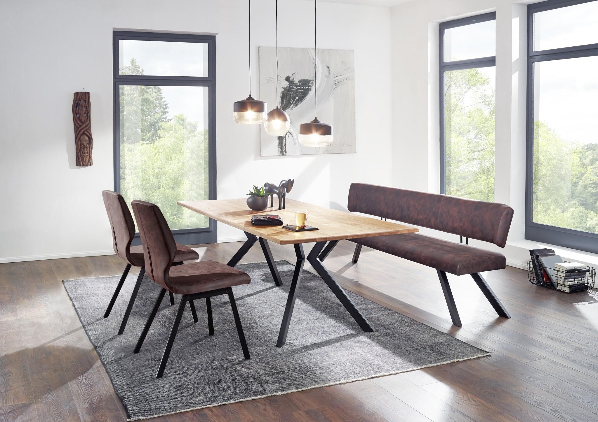 topline 1855 tischgruppe m bel polt m belhaus. Black Bedroom Furniture Sets. Home Design Ideas