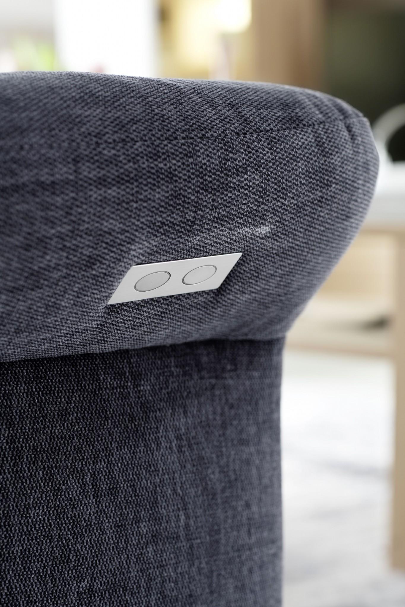 hochlehner relax polstergruppe topline 1572 in weichem strapazierf higem bezug easy care 1. Black Bedroom Furniture Sets. Home Design Ideas