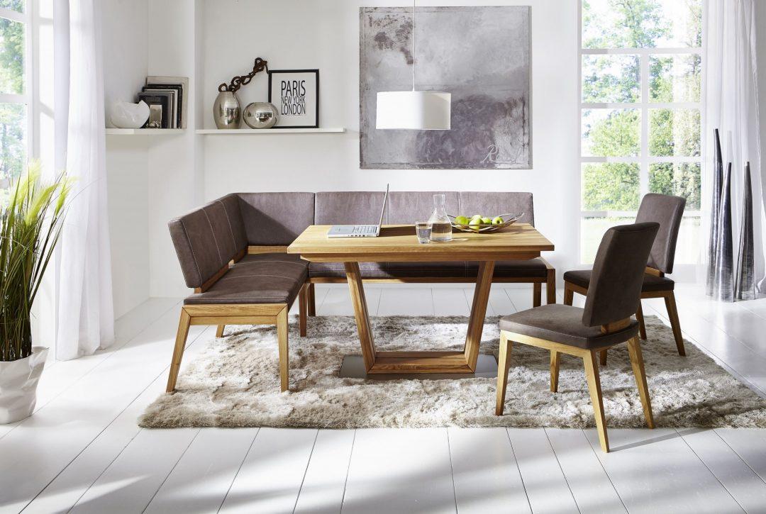eckbank incavo in wildeiche massiv bianco ge lt 160 x 210 cm m bel polt m belhaus. Black Bedroom Furniture Sets. Home Design Ideas